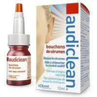 AUDICLEAN BOUCHON DE CERUMEN, fl 12 ml à LE BOUSCAT