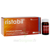 Ristabil Anti-Fatigue Reconstituant Naturel B/10 à LE BOUSCAT