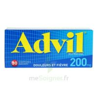 ADVIL 200 mg, comprimé enrobé B/30 à LE BOUSCAT