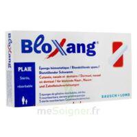 BLOXANG Eponge de gélatine stérile hémostatique B/5 à LE BOUSCAT