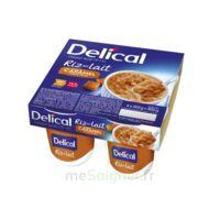 DELICAL RIZ AU LAIT Nutriment caramel pointe de sel 4Pots/200g à LE BOUSCAT