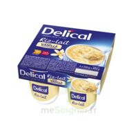 DELICAL RIZ AU LAIT Nutriment vanille 4Pots/200g à LE BOUSCAT