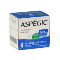 ASPEGIC 500 mg, poudre pour solution buvable en sachet-dose 30 à LE BOUSCAT