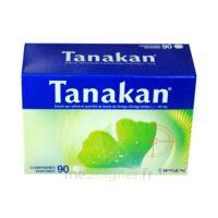 TANAKAN 40 mg, comprimé enrobé PVC/alu/90 à LE BOUSCAT
