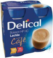 DELICAL BOISSON LACTEE HP HC, 200 ml x 4 à LE BOUSCAT