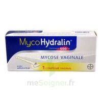 MYCOHYDRALIN 500 mg, comprimé vaginal à LE BOUSCAT