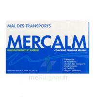 MERCALM, comprimé pelliculé sécable à LE BOUSCAT