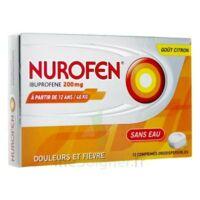 NUROFEN 200 mg, comprimé orodispersible à LE BOUSCAT
