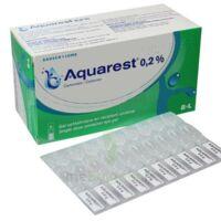 AQUAREST 0,2 %, gel opthalmique en récipient unidose à LE BOUSCAT