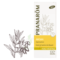 PRANAROM Huile végétale bio Argan 50ml à LE BOUSCAT