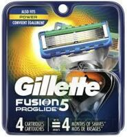 Gillette Fusion Proglide lames à LE BOUSCAT