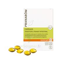 PRANAROM OLEOCAPS 3 Caps digestion & transit intestinal à LE BOUSCAT