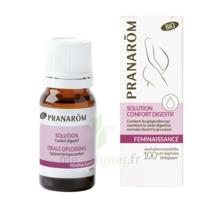 PRANAROM FEMINAISSANCE Huile essentielle confort digestif à LE BOUSCAT