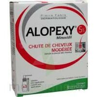 ALOPEXY 50 mg/ml S appl cut 3Fl/60ml à LE BOUSCAT