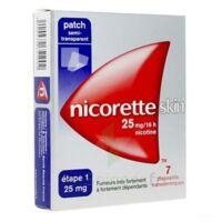 Nicoretteskin 25 mg/16 h Dispositif transdermique B/28 à LE BOUSCAT