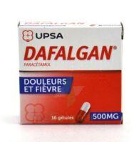 DAFALGAN 500 mg Gélules 2plq/8 (16) à LE BOUSCAT