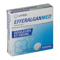 EFFERALGANMED 500 mg, comprimé effervescent sécable à LE BOUSCAT
