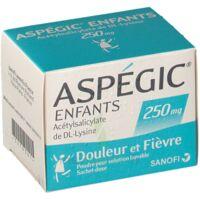 ASPEGIC ENFANTS 250, poudre pour solution buvable en sachet-dose à LE BOUSCAT