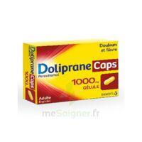 DOLIPRANECAPS 1000 mg Gélules Plq/8 à LE BOUSCAT