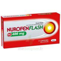 NUROFENFLASH 400 mg Comprimés pelliculés Plq/12 à LE BOUSCAT