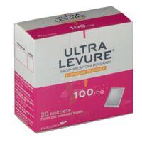 ULTRA-LEVURE 100 mg Poudre pour suspension buvable en sachet B/20 à LE BOUSCAT