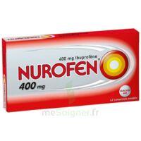 NUROFEN 400 mg Comprimés enrobés Plq/12 à LE BOUSCAT