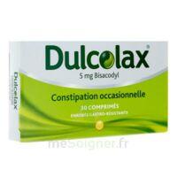 DULCOLAX 5 mg Comprimés enrobés gastro-résistants Plq/30 à LE BOUSCAT
