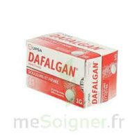 DAFALGAN 1000 mg Comprimés effervescents B/8 à LE BOUSCAT