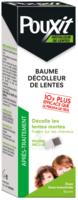 Pouxit Décolleur Lentes Baume 100g+peigne à LE BOUSCAT