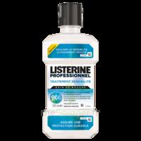Listerine Professionnel Bain bouche traitement sensibilité 500ml à LE BOUSCAT