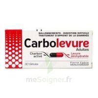 CARBOLEVURE Gélules adulte Plq/30 à LE BOUSCAT