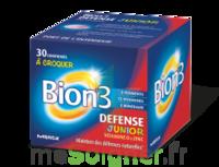 Bion 3 Défense Junior Comprimés à croquer framboise B/30 à LE BOUSCAT