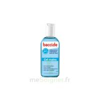 Baccide Gel mains désinfectant sans rinçage 75ml à LE BOUSCAT