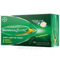 Beroccaboost Comprimés effervescents B/20 à LE BOUSCAT