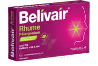 Belivair Rhume Pelargonium Comprimés pelliculés Plq/15 à LE BOUSCAT