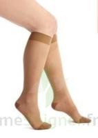 Thuasne Venoflex Secret 2 Chaussette femme beige doré T3N à LE BOUSCAT