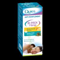 Quies Bi-Pack 2 Sprays buccal et nasale anti-ronflement à LE BOUSCAT