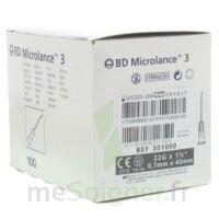 BD MICROLANCE 3, G22 1 1/2, 0,7 m x 40 mm, noir  à LE BOUSCAT