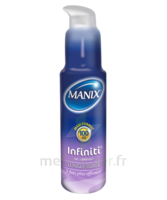 Manix Gel lubrifiant infiniti 100ml à LE BOUSCAT