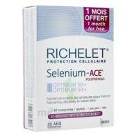 Richelet Selenium ACE Optimum 50+ Comprimés B/90+30 à LE BOUSCAT