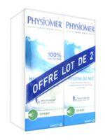 Physiomer Solution nasale adulte enfant 2*Sprays/135ml à LE BOUSCAT