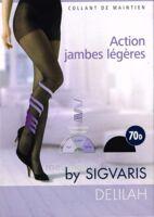 SIGVARIS DELILAH FR chaussettes 70D marine T2 à LE BOUSCAT