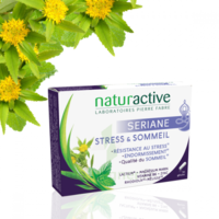 Seriane Stress & Sommeil Gélules B/30 à LE BOUSCAT