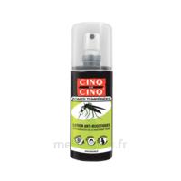 Cinq sur Cinq Zones Tempérées Lotion anti-moustique 100ml à LE BOUSCAT